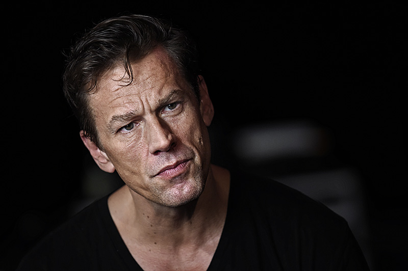 Thomas Lang, Schlagzeuger aus Österreich.
