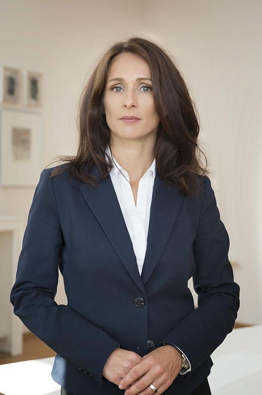 Mag. Barbara Ulman, Senior Consultant & Geschäftsführung ISG Personalmanagement GmbH